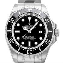 Rolex Deep Sea Black/Steel Ø44 mm - 116660