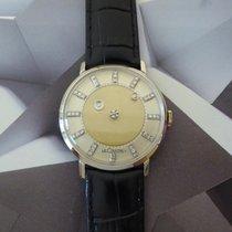 Jaeger-LeCoultre Vintage 1950s Solid 14K Gold Men's...