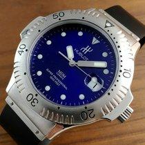 Hublot Like New Super Professional Diver Blue MdM 1500 Automatic
