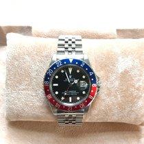 勞力士 (Rolex) GMT Master 1675 Pepsi mk1 / long e  (mint condition)