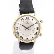 Jaeger-LeCoultre Memovox Jumbo men's watch with alarm, 60s
