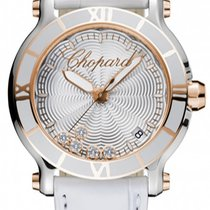 Chopard Uhr Happy Sport 36 MM 278551-6002