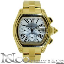 Cartier Roadster - 18K Yellow Large Case