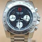 Tudor Sport Chronograph Black Dial