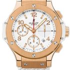 Hublot Big Bang Portocervo 18K Rose Gold Rubber Unisex Watch
