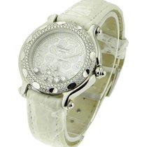 Chopard Happy Sport Snowflake 32mm Size with Diamond Bezel