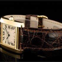 Cartier Tank Francaise (28x32mm) Ref.: 1840 Automatik in 18k...