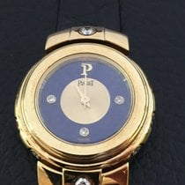 Piaget Possession Lady's 18k Gold Diamond/Sapphire/Ruby