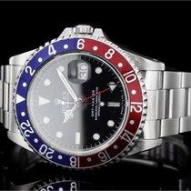 Rolex GMT-Master (40mm) Ref.: 16700 Pepsi mit Saphirglas aus 1994