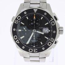 TAG Heuer Aquaracer steel chronograph 500 Meter