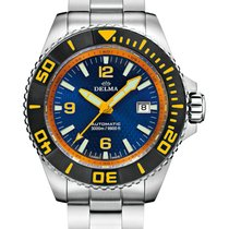 Delma Blue Shark II Automatic 3000m (Limited Edition)
