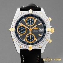 Breitling Chronomat Chronograph Ref B13050.1 18K & S.Steel...