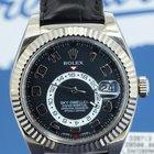 Rolex white gold skydweller