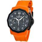 Corum Admiral's Cup Challenger 44 Chrono Orange Rubber Watch...
