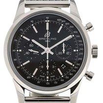 Breitling Transocean 43 Steel Chronograph Cal. B01
