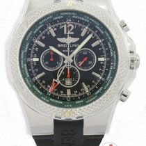 Breitling for Bentley GMT Chronograph Ref. A47362S4/B919