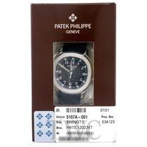 Patek Philippe Aquanaut Black/Steel 40mm