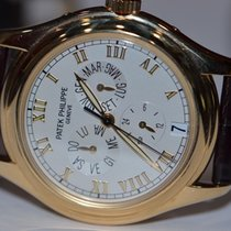 Patek Philippe Annual Calendar 18K Solid Gold Automatic 5035J