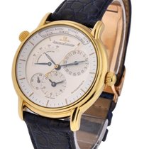 Jaeger-LeCoultre Jaeger - Master Geographic 38mm in Yellow Gold