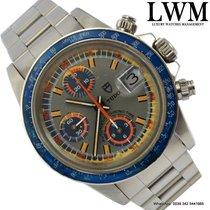 Tudor Monte Carlo 94200 Tropical dial blue bezel very rare  1979