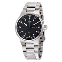 Oris Williams F1 Team Day Date Black Dial Automatic Men's...