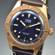 Oris Carl Brashear Bronze Limited Edition 01 733 7720 3185 LS