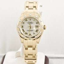 Rolex Lady-Datejust Pearlmaster 80318 Box & Booklets 2003...