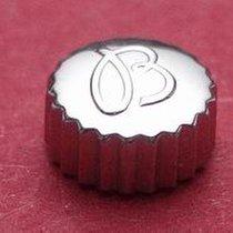 Breitling Krone Stahl Wasserdicht für Ref.Nr.: A40035 / A42035...