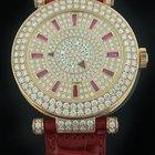 Franck Muller DM Rose Gold Double Mystery Diamond Ruby ...