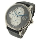 Jaquet-Droz Majestic Beijing Time Zone Automatic in White Gold