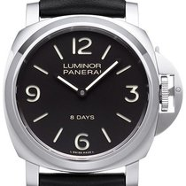 Panerai Luminor 8 Days Acciaio