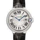 Cartier WE902056 BALLON BLEU DE 40mm WHITE GOLD 2016