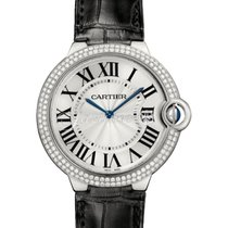 Cartier WE902056 BALLON BLEU DE 40mm WHITE GOLD 2017