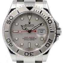 Rolex Yacht-Master 116622 Men's 40mm Platinum Stainless...