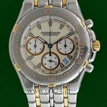 Jaeger-LeCoultre Kryos Chronograph Date 18k Gold Steel