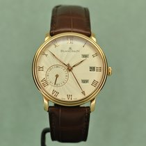 Blancpain Villeret Quantième GMT (€19.500,- ex. V.A.T.)