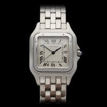 Cartier Panthere Stainless Steel Unisex 13000C