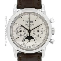 Patek Philippe platinum Perpetual Calendar Chronograph