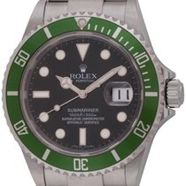Rolex - Submariner Date 'Anniversary' : 16610V