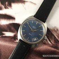Zenith Sporto mechanical vintage watch 28800 Blue
