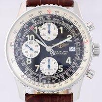 Breitling Old Navitimer Chronograph Automatik Edelstahl Klassiker