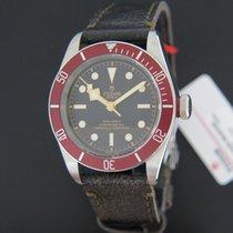 Tudor Heritage Black Bay Red NEW Model