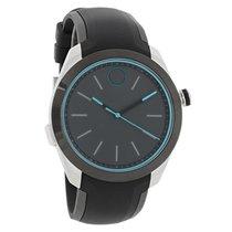 Movado Men's Bold Motion Black Silicone Strap Smartwatch...