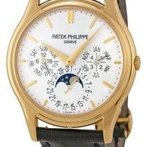 Patek Philippe Perpetual Calendar Moon Phase Yellow Gold 5140j...