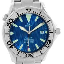 Omega Seamaster 300m Stainless Steel Automatic Mens Watch...