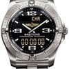Breitling Aerospace White Gold