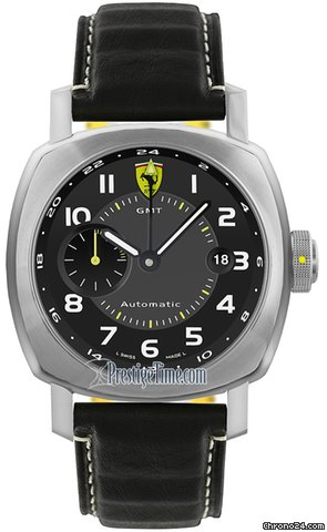 Panerai Ferrari Scuderia GMT