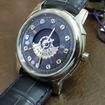 Perrelet Antarctica White Gold Limited Edition