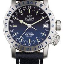 Glycine Airman 17 46mm without crown