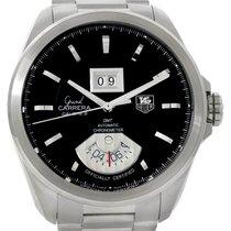 TAG Heuer Grand Carrera Automatic Gmt Chrono Mens Watch Wav5111
